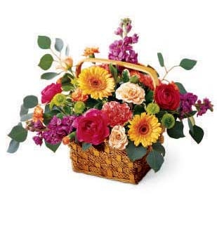 The FTD® Razzle-Dazzle™ Basket