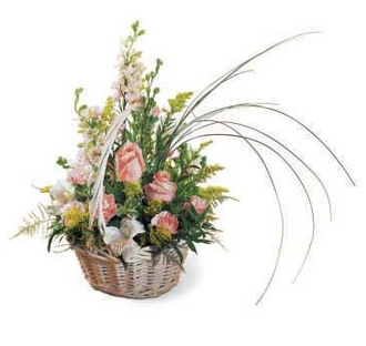 The FTD® Blushing Beauty™ Basket